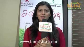 Anandhi At Chandi Veeran Movie Team Interview