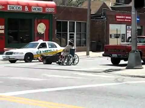 Cómo hacer una silla de ruedas motorizada