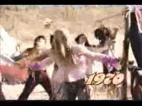 Britney Spears - Pepsi Now & Then