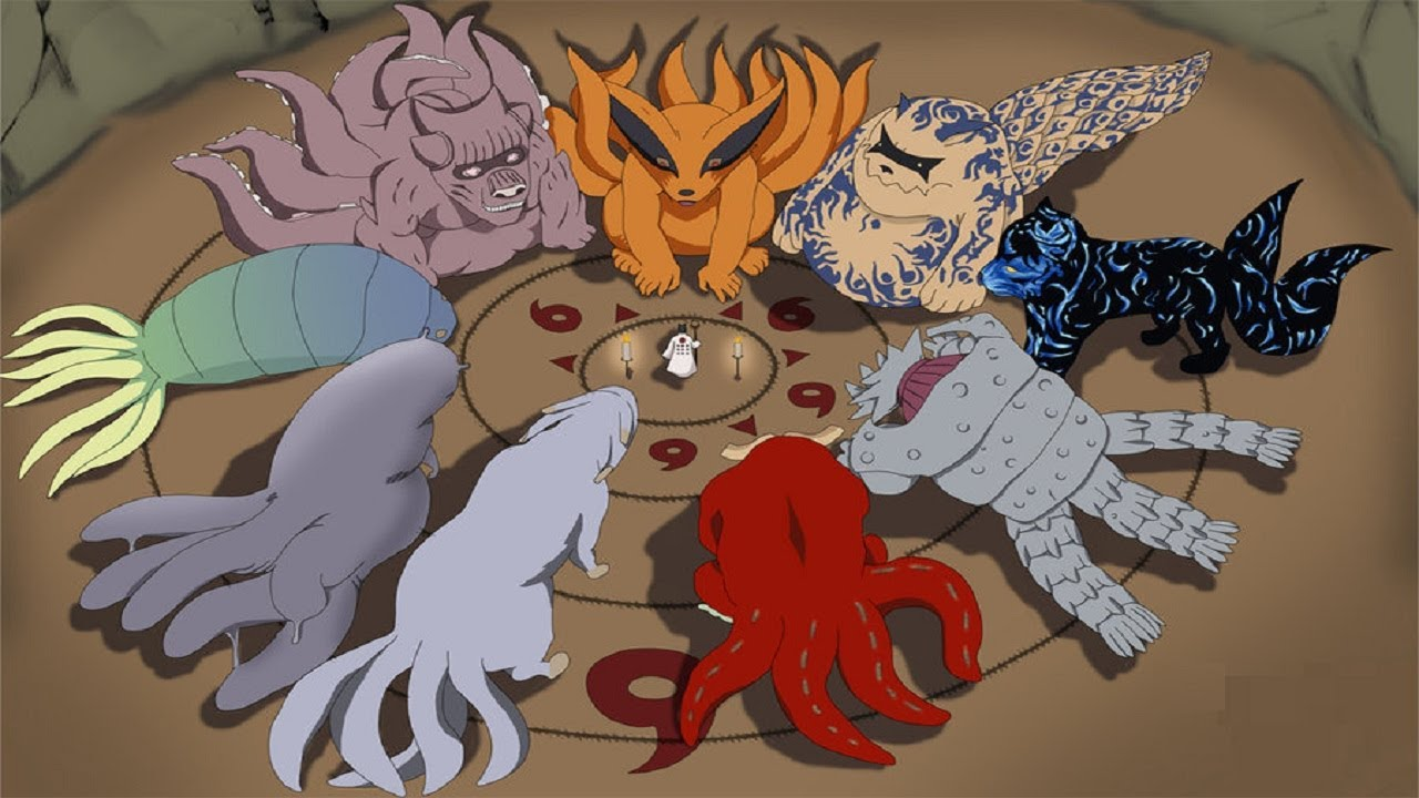 Naruto tailed beast pictures Facts and Figures - Texas Medical Center