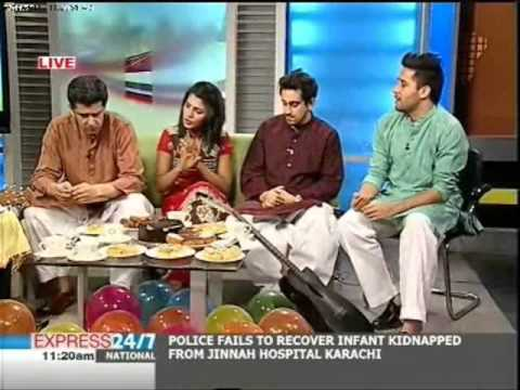 Eid with The Morning Show: Quratulain Baloch,...