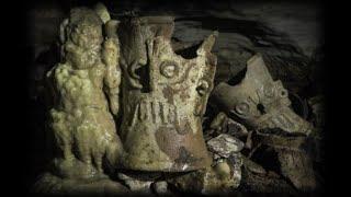 """Hallan """"tesoro científico"""" bajo ruinas mayas en México"""