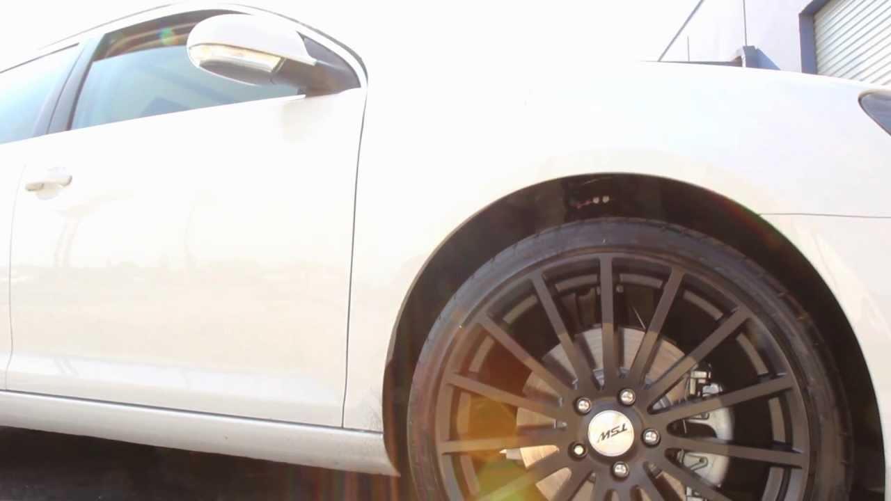 TSW Wheels Zolder 18 Black Volkswagen Jetta Wagon - YouTube