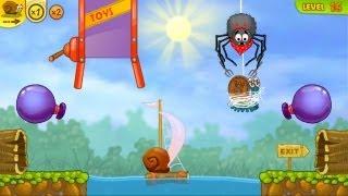 snail bob 2 walkthrough Gameplay Online Now