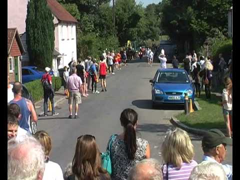Kings Head Canter 5K 2013 Finish Video