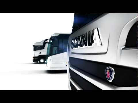 Scania's new global engine range