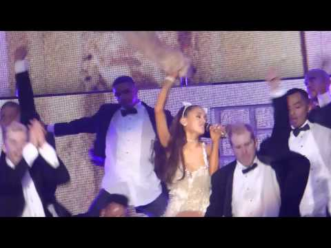 Ariana Grande Pink Champagne Live@Forum Assago Milano 25 5 2015