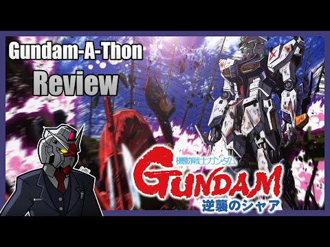 Gundam-A-Thon: Mobile Suit Gundam: Char's Counterattack (1988) Review