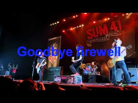 SUM 41 - Screaming Bloody Murder - Full Album [Lyrics]