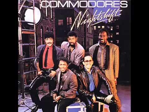 Commodores - Night Shift