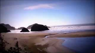 Full Time RV Living: Oregon Beach Campground Exploration
