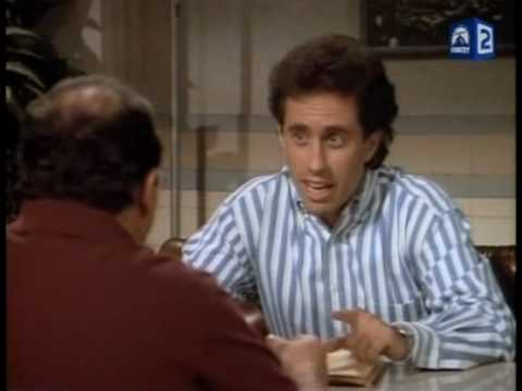 Seinfeld - The Nothing Pitch