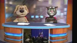 El Gato PACKY ( Donal Trump Vs Jorge Ramos )