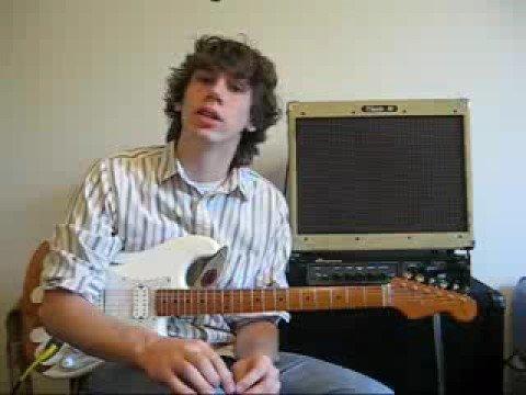 Five Rock Guitar Solo Tips