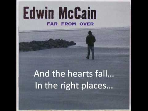 Edwin Mccain - Far From Over