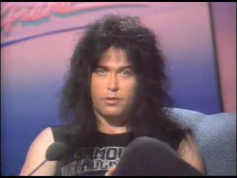 Blackie Lawless (WASP) Interview - RockArena (Aus) 1985