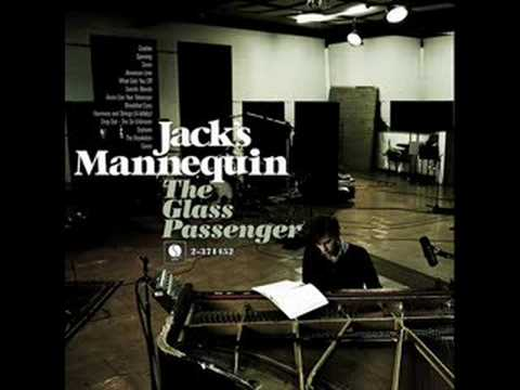 Jacks Mannequin - Hammer and Strings (a Lullaby)