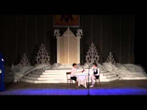 Рождественский концерт 2014 в Чадыр -Лунге