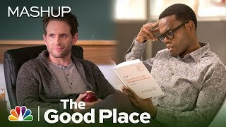 Philosophy According to Jack and Chidi - The Good Place (Mashup)