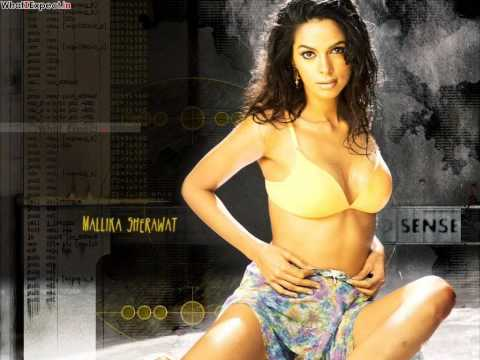 Mallika Sherawat Sexy And Hottest Indian Actress - Hottest Indian Actress And Model video