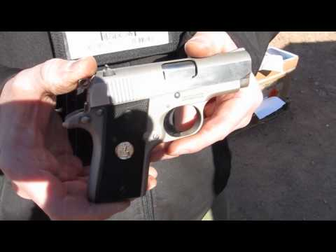 Colt Mustang PocketLite 380 Semi-Auto Pocket Pistol - SHOT Show 2012