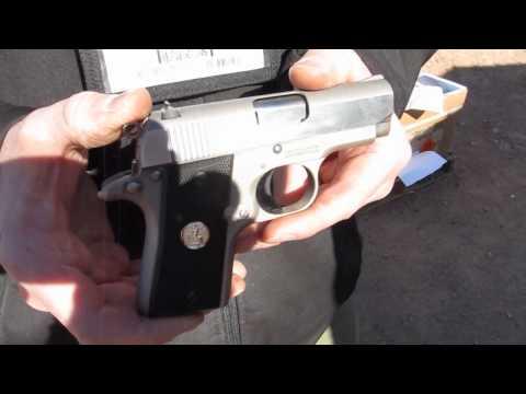 Colt Mustang PocketLite 380 Semi-Auto Pocket Pistol - SHOT Show 2012