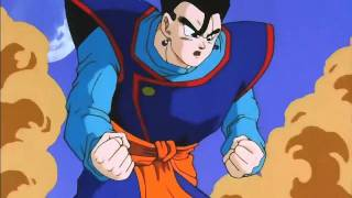 Gohan Goes Mystic For First Time (HD) DBZ Dragon Ball Z