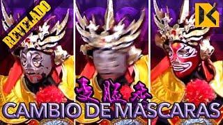 REVELADO EL MEJOR TRUCO DE MAGIA del MUNDO : El Cambio de Máscaras no es demoniaco!