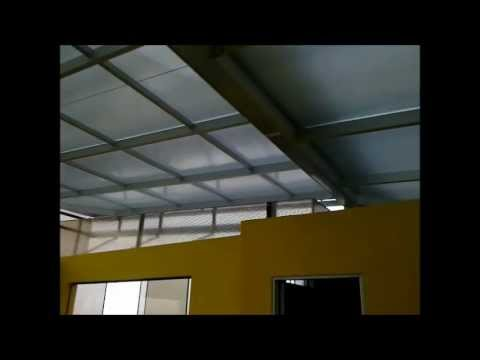 Montaje techo movil