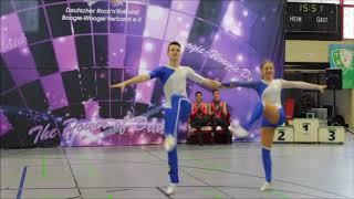Chiara Stupar & Pascal Kerschenlohr Saar Kings Cup 2018