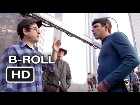 Star Trek Into Darkness Complete B-Roll (2013) - J.J. Abrams Movie HD