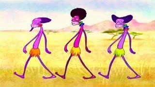 Marty e i suoi amici - I Watussi - La TV dei Bambini, Canzoncine per Bambini