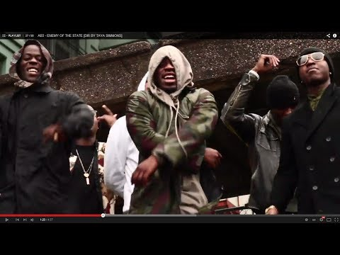 AB3 - Enemy Of The State [Unsigned Artist]