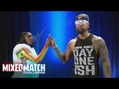 Daniel Bryan teams Jimmy Uso and Naomi in WWE Mixed Match Challenge