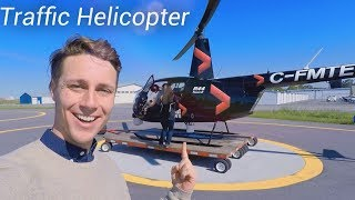 Global TV Chopper 1 - Vancouver's Traffic Helicopter