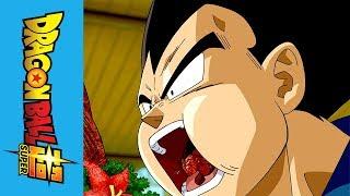 Dragon Ball Super - Official Clip - Vegeta's Family Vacation