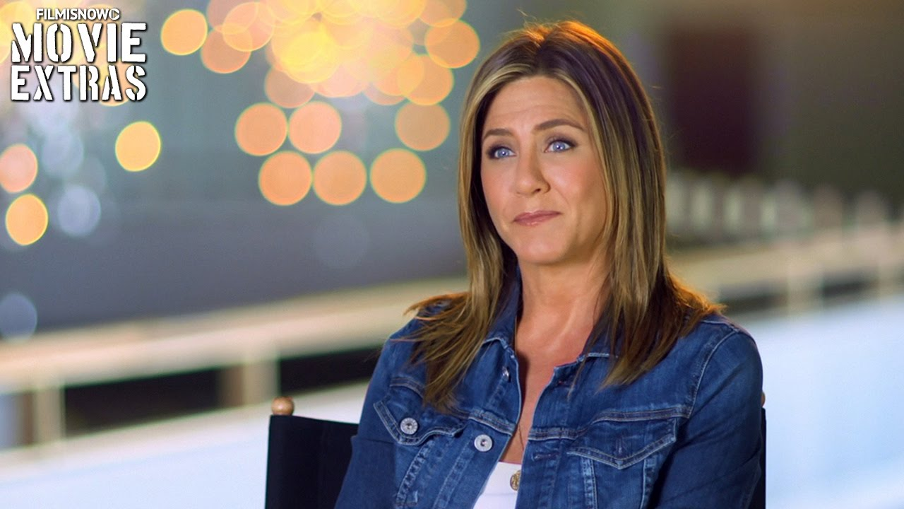 Mother's Day | On-Set with Jennifer Aniston [Interview]