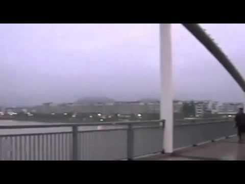 Thành phố ma xuất hiện trên sông ở Trung Quốc - VnExpress.mp4