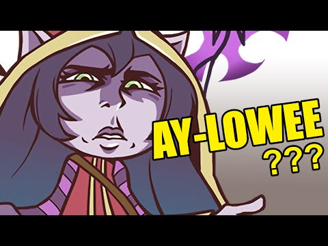 /ALL Chat | Guide To Champion Pronunciation Part 2