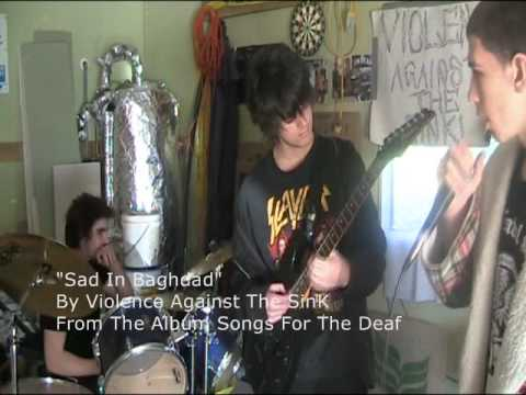 Violence Against The SinK-Sad In Baghdad Music Video