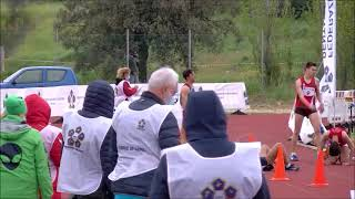 Campionato Italiano U19 Allievi uomini 2 batteria 11 aprile 2021
