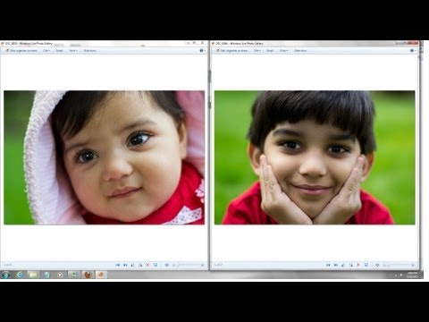 Nikon D3100 Review + Outdoor Kids Photo Shoot using D3100 Kit lens and 50mm 1.8G prime lens