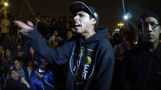 CARLITOS vs FAVE - FINAL - PLAZA DE REYES (02/11)