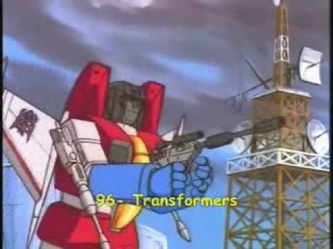 cartoons list funny comedy tweety gi joe transformers donald duck