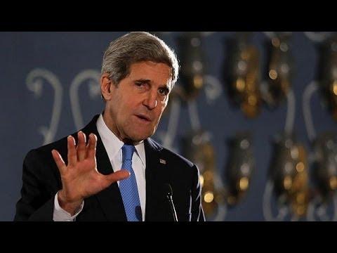 John Kerry quer acordo de comércio, sem falar em espionagem