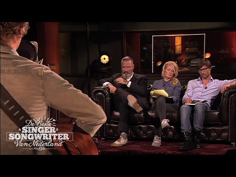 Cas Ronckers: As If I'd Never Left - De Beste Singer-Songwriter
