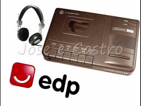 EDP gravação de telefonema -Jose e Castro