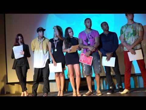 00110 RZCC 2016 Artists J&J winners announcement ~ video by Zouk Soul