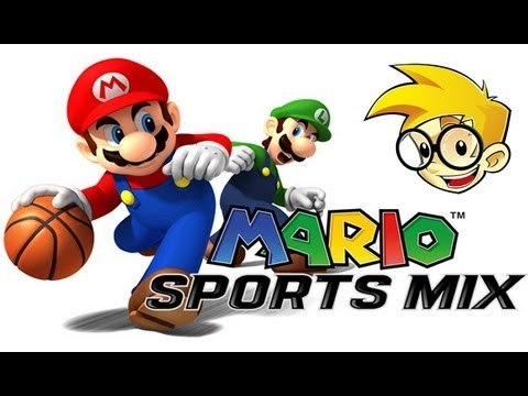 Mario Sports Mix - Modos de jogo - Nerds Primatas