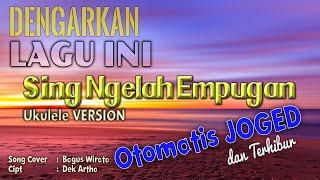 Download lagu Sing Ngelah Empugan | Lirik | Ukulele Version | Cover Bagus Wirata